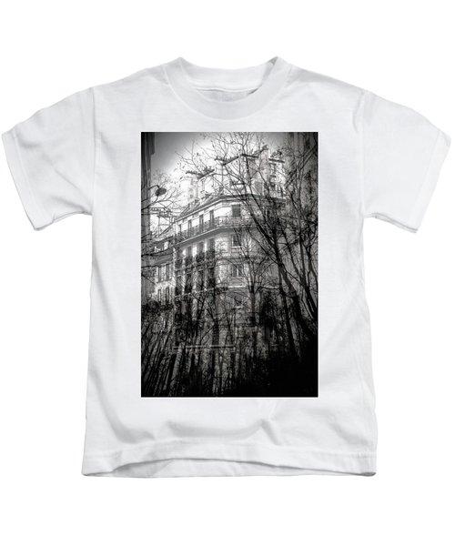 Between Two Worlds Kids T-Shirt
