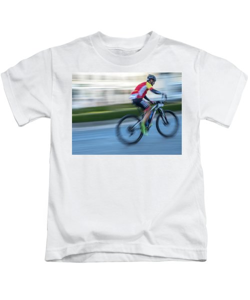 Bicycle Race Kids T-Shirt