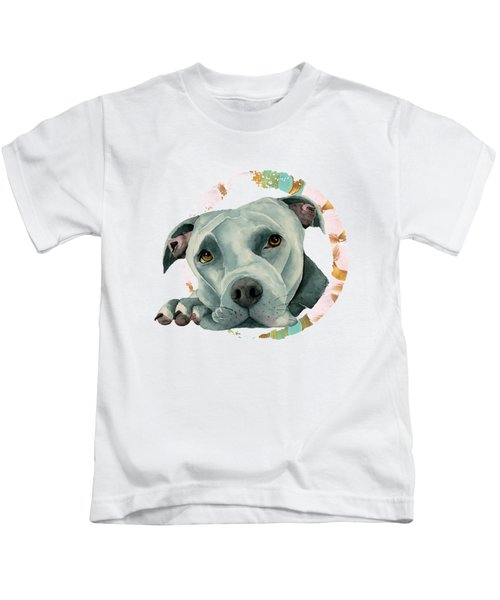 Big Ol' Head 3 Kids T-Shirt