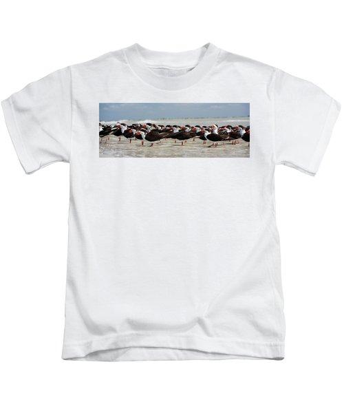 Bird Party Kids T-Shirt