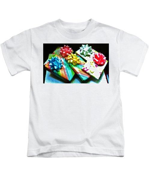 Birthday Presents Kids T-Shirt