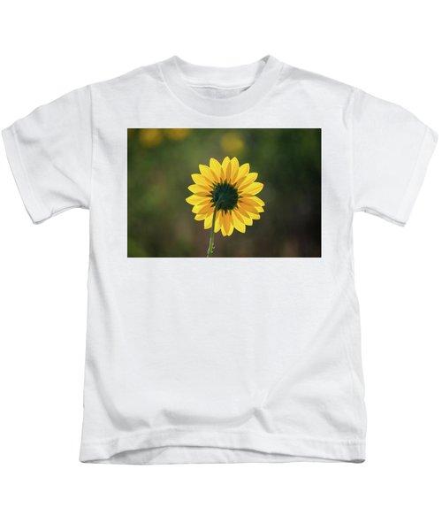 Black-eyed Susan Kids T-Shirt