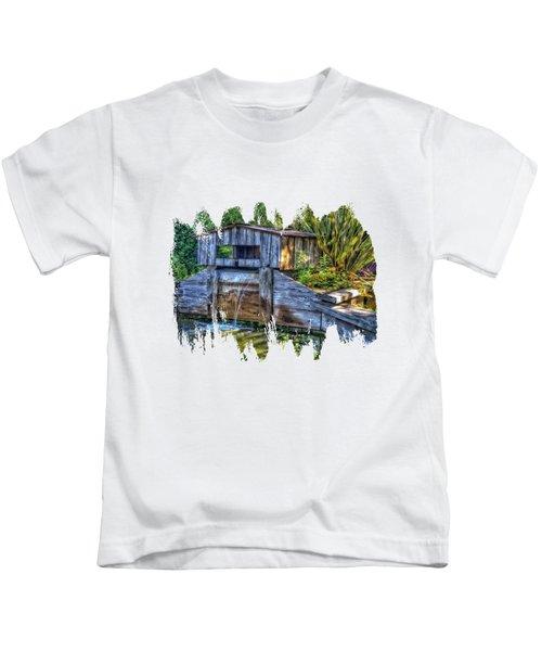 Blakes Pond House Kids T-Shirt
