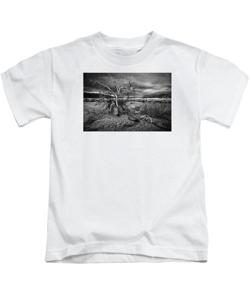 Bleached Bones Kids T-Shirt