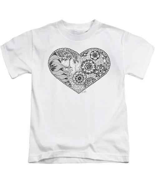 Blooms Kids T-Shirt