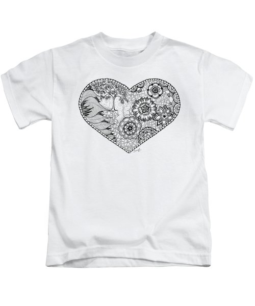 Blooms Kids T-Shirt