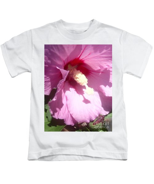Blossom At Kirby Park Kids T-Shirt