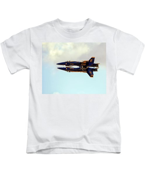 Blue Angels 1 Kids T-Shirt
