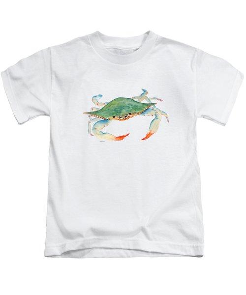 Blue Crab Kids T-Shirt