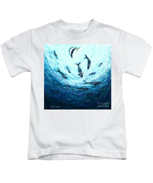 Bluefin Tuna Kids T-Shirt