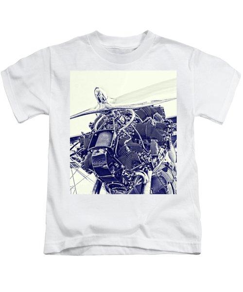 Blueprint Radial Kids T-Shirt