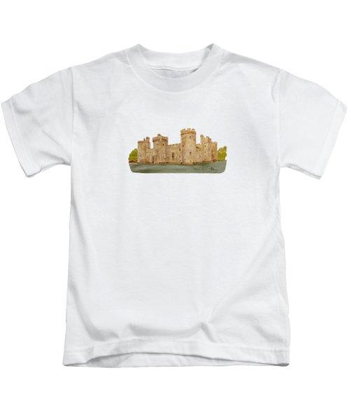 Bodiam Castle Kids T-Shirt