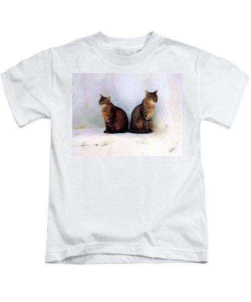 Bookends - Rdw250805 Kids T-Shirt