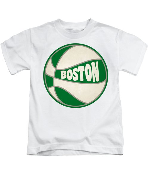 Boston Celtics Retro Shirt Kids T-Shirt