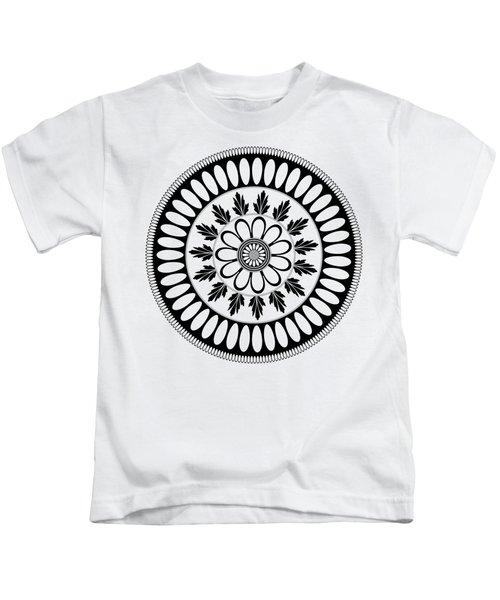 Botanical Ornament Kids T-Shirt