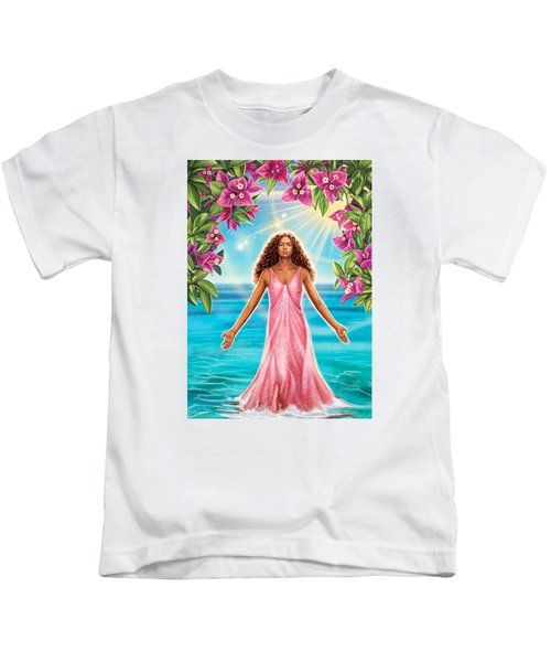 Bougainvillea - Purify Kids T-Shirt