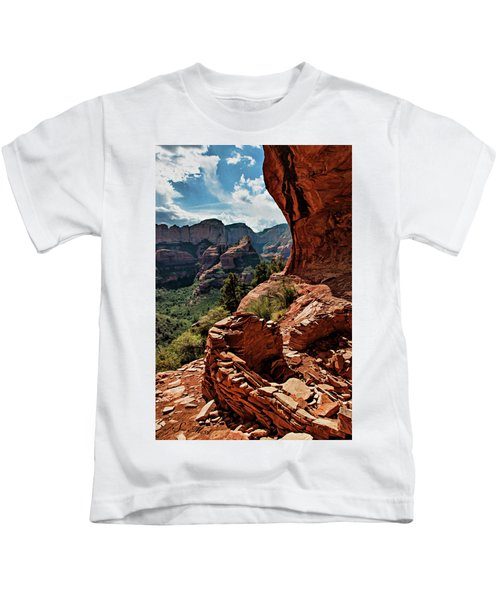 Boynton Canyon 08-160 Kids T-Shirt
