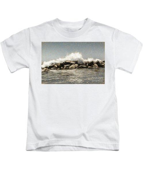 Breakwater 2 Kids T-Shirt