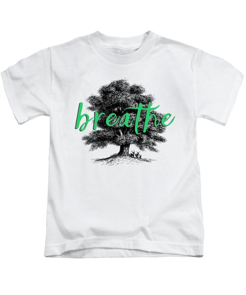 Breathe Shirt Kids T-Shirt