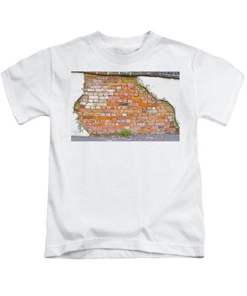 Brick And Mortar Kids T-Shirt