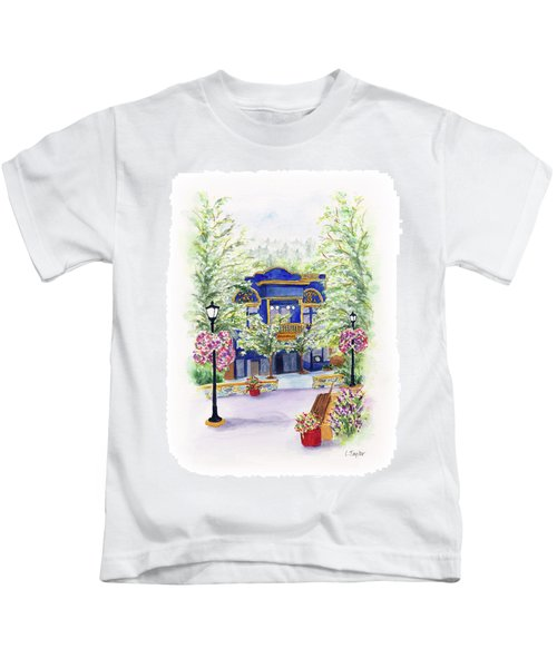 Brickroom On The Plaza Kids T-Shirt