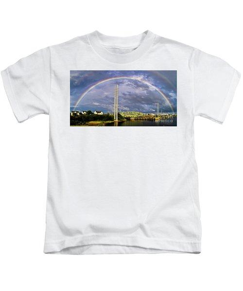 Bridge Of Hope Kids T-Shirt