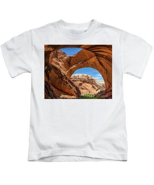 Brimhall Bridge Kids T-Shirt