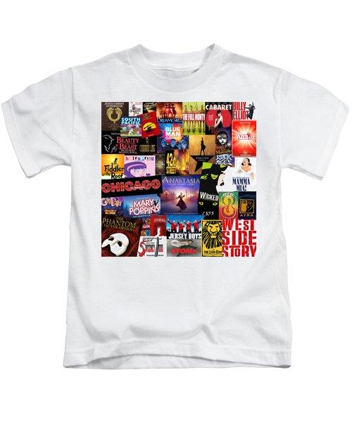 Broadway 14 Kids T-Shirt