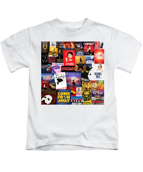 Broadway 15 Kids T-Shirt
