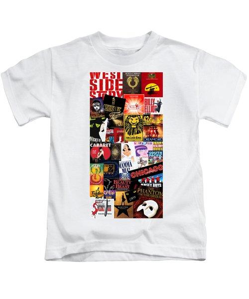 Broadway 9 Kids T-Shirt