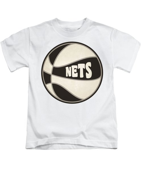 Brooklyn Nets Retro Shirt Kids T-Shirt