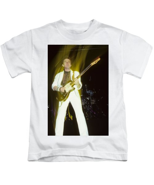 Buck Dharma Of Blue Oyster Cult Kids T-Shirt