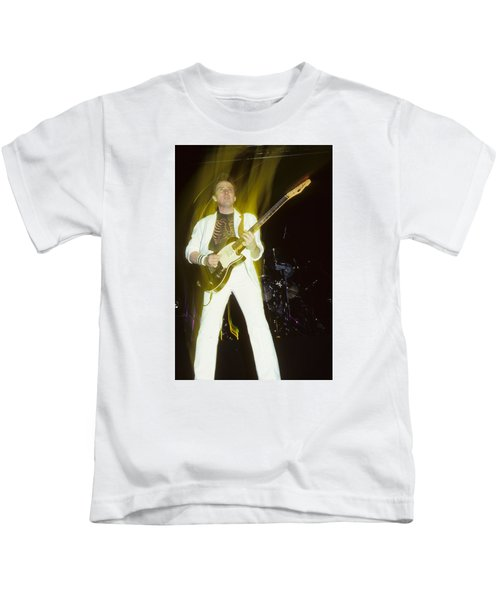 Buck Dharma Of Blue Oyster Cult Kids T-Shirt