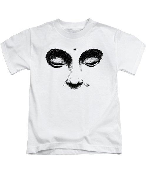 Buddha Eyes T-shirt Kids T-Shirt