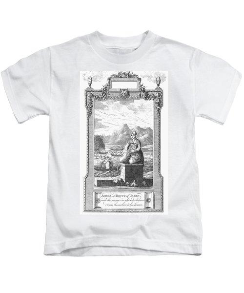 Buddhism: Amitabha Kids T-Shirt