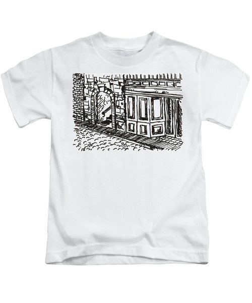 Buildings 2 2015 - Aceo Kids T-Shirt