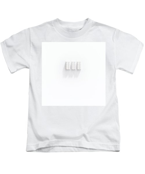 Builidng Blocks Kids T-Shirt