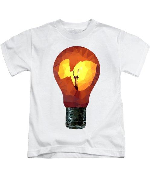 Bulb Kids T-Shirt