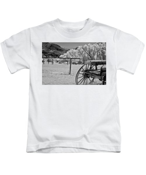 Bumpy Ride Kids T-Shirt