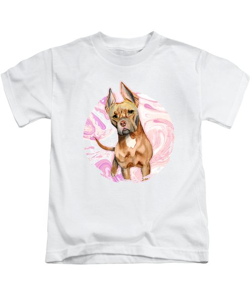 Bunny Ears 3 Kids T-Shirt
