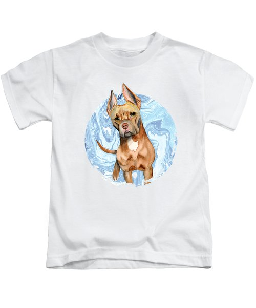 Bunny Ears 5 Kids T-Shirt