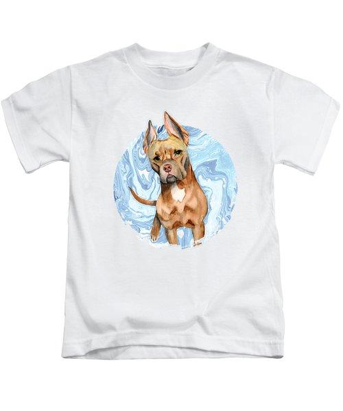 Bunny Ears 5 Kids T-Shirt