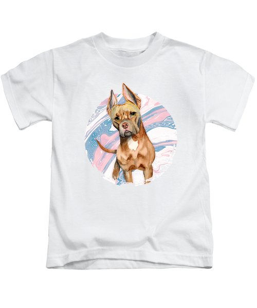 Bunny Ears Kids T-Shirt
