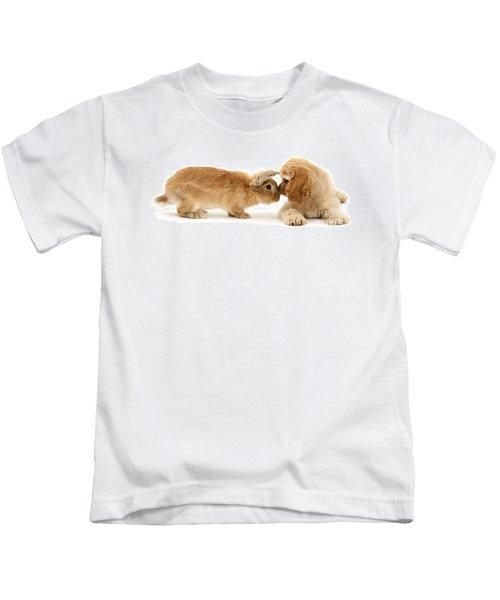 Bunny Nose Best Kids T-Shirt