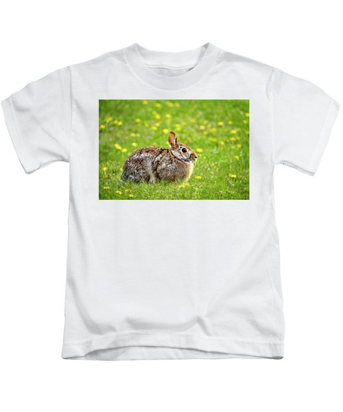 Bunny Rabbit Kids T-Shirt