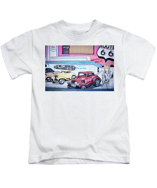 Burger Hut Kids T-Shirt