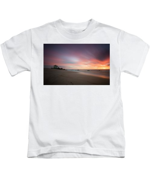 Burning Sky Kids T-Shirt