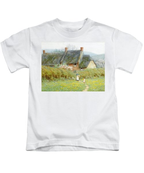 Buttercups Kids T-Shirt