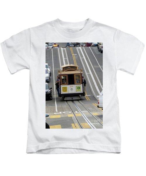 Cable Car Kids T-Shirt