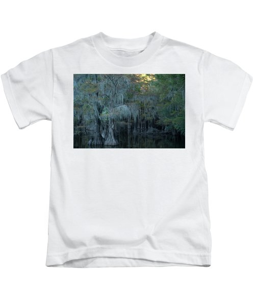 Caddo Lake #2 Kids T-Shirt